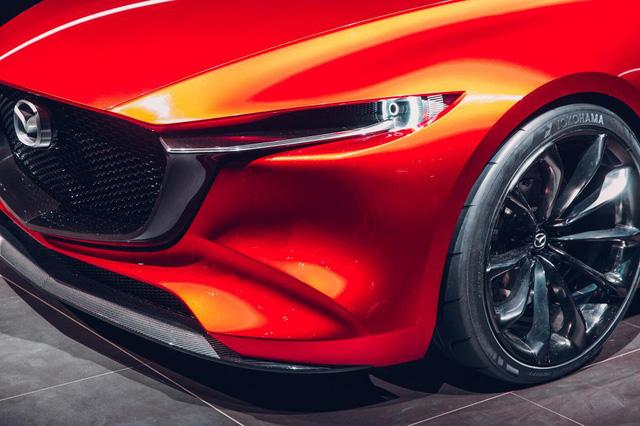 Ngắm ảnh thật của Mazda Kai - mẫu xe sexy khuấy đảo triển lãm Tokyo 2017 - Ảnh 7.