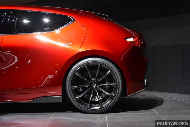 Ngắm ảnh thật của Mazda Kai - mẫu xe sexy khuấy đảo triển lãm Tokyo 2017 - Ảnh 9.