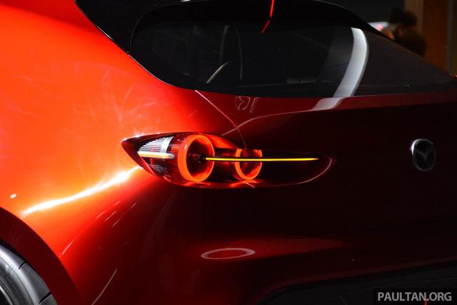 Ngắm ảnh thật của Mazda Kai - mẫu xe sexy khuấy đảo triển lãm Tokyo 2017 - Ảnh 11.