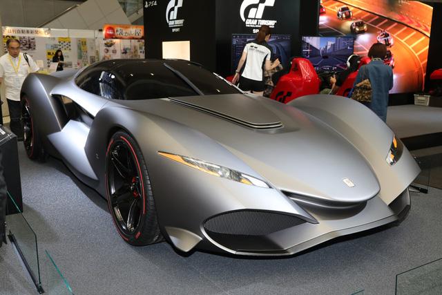 Zagato IsoRivolta Vision Gran Turismo - Siêu xe mang xác Ý, hồn Mỹ - Ảnh 1.