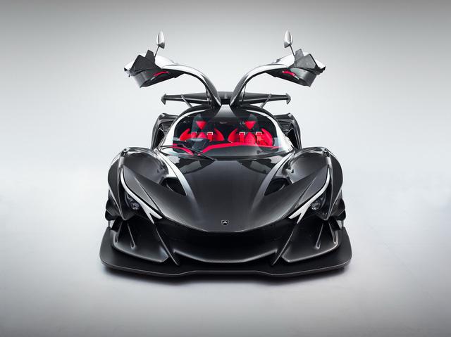 Apollo Intensa Emozione - Siêu xe triệu đô mới của người Đức - Ảnh 4.