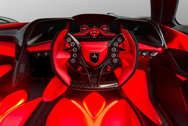 Apollo Intensa Emozione - Siêu xe triệu đô mới của người Đức - Ảnh 9.