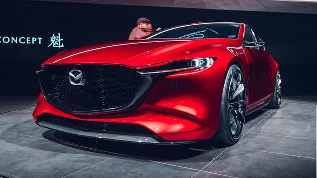 Xe bán tải Mazda BT-50 đời mới sẽ có thiết kế nam tính hơn - Ảnh 2.