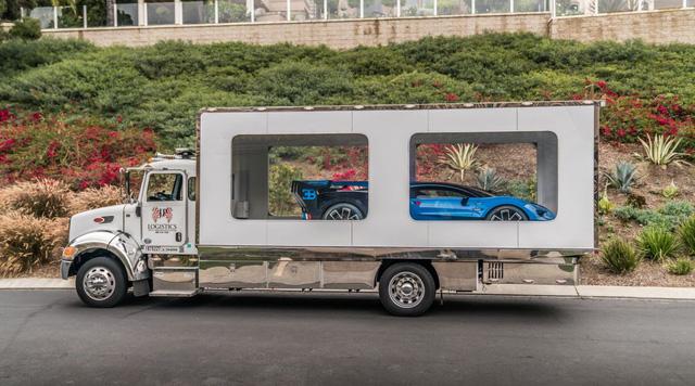Hết duyên với Hoàng tử Ả-Rập, Bugatti Vision Gran Turismo về tay đại gia bí ẩn - Ảnh 5.