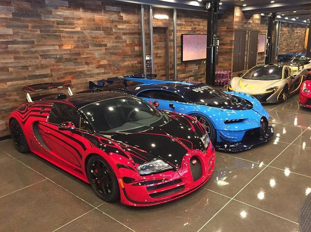 Hết duyên với Hoàng tử Ả-Rập, Bugatti Vision Gran Turismo về tay đại gia bí ẩn - Ảnh 8.