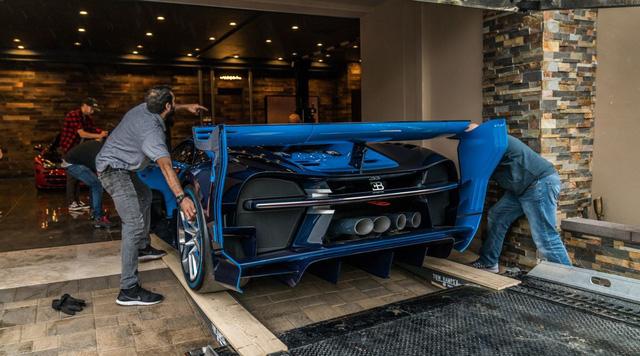 Hết duyên với Hoàng tử Ả-Rập, Bugatti Vision Gran Turismo về tay đại gia bí ẩn - Ảnh 14.