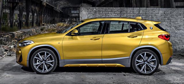 BMW mời gọi khách đặt mua SUV hạng sang X2 mới tại Đông Nam Á - Ảnh 1.