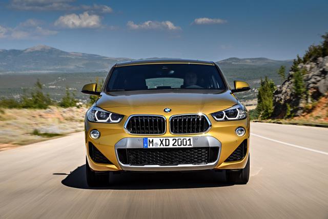 BMW mời gọi khách đặt mua SUV hạng sang X2 mới tại Đông Nam Á - Ảnh 2.