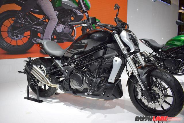 Benelli 402S - Xe cruiser ma��i va��i kia�?u dA?ng na nA? Ducati XDiavel - a??nh 2.