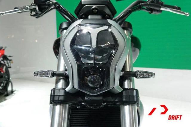 Benelli 402S - Xe cruiser ma��i va��i kia�?u dA?ng na nA? Ducati XDiavel - a??nh 3.