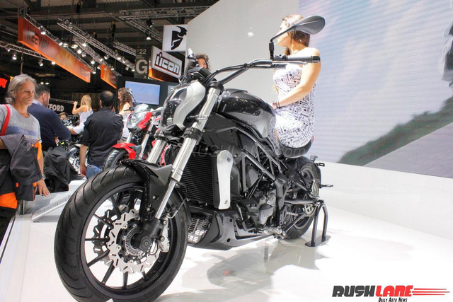 Benelli 402S - Xe cruiser ma��i va��i kia�?u dA?ng na nA? Ducati XDiavel - a??nh 5.