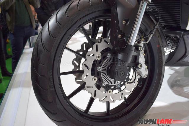 Benelli 402S - Xe cruiser ma��i va��i kia�?u dA?ng na nA? Ducati XDiavel - a??nh 7.