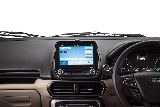 Ford EcoSport 2018 ra mắt Ấn Độ với giá hấp dẫn - Ảnh 3.