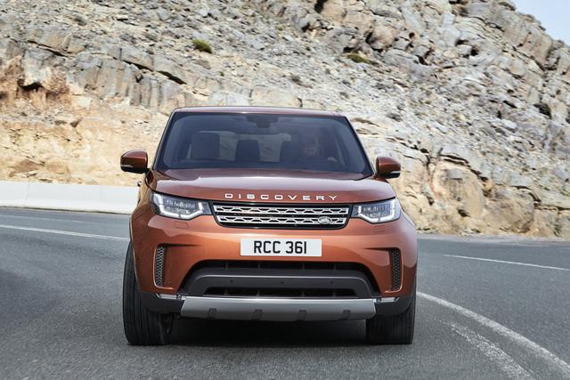 Land Rover Discovery vừa ra mắt Việt Nam thì đã có phiên bản mới ở nước ngoài - Ảnh 1.