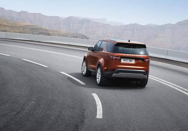 Land Rover Discovery vừa ra mắt Việt Nam thì đã có phiên bản mới ở nước ngoài - Ảnh 3.