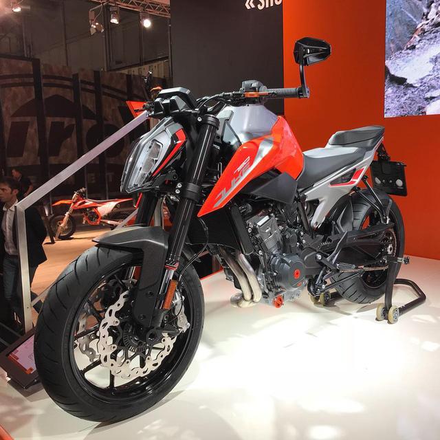 KTM 790 Duke - Naked bike ta?�m trung hoA�n toA�n ma��i - a??nh 3.