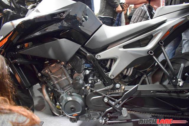 KTM 790 Duke - Naked bike ta?�m trung hoA�n toA�n ma��i - a??nh 8.