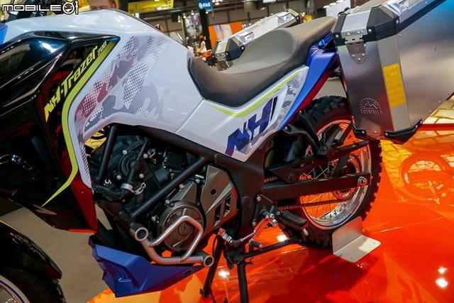 SYM NH-Trazer 200 - Xe adventure phA? ha�?p va��i A?A?ng Nam A? - a??nh 6.