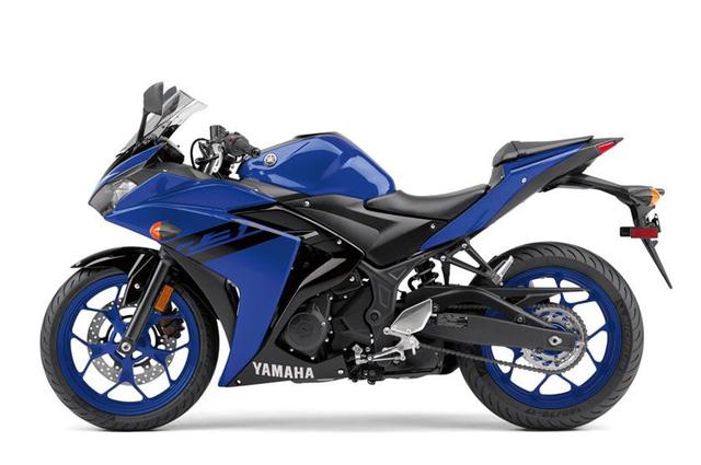 Yamaha YZF-R3 2018 trình làng với giá khởi điểm 4.999 USD - Ảnh 3.