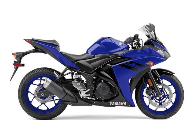 Yamaha YZF-R3 2018 trình làng với giá khởi điểm 4.999 USD - Ảnh 4.