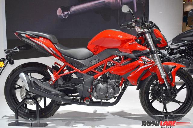 Benelli BN125 - Naked bike cho người mới chơi mô tô - Ảnh 1.