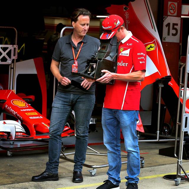 Đường đua F1 đẹp mộng mị qua máy ảnh phim 104 tuổi - Ảnh 2.