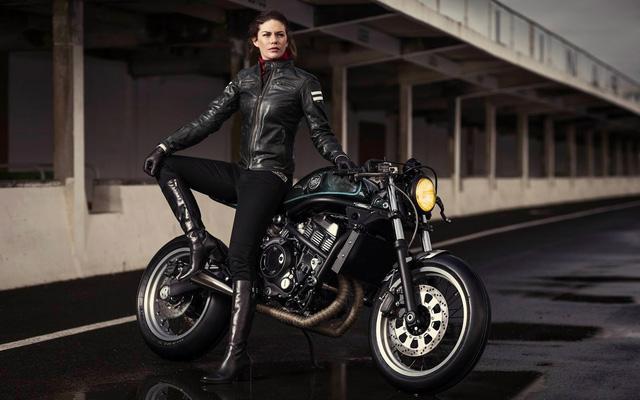 Cô nàng cá tính bên Kawasaki Vulcan 650 độ chất - Ảnh 10.