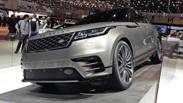 Giá chi tiết của SUV hạng sang Range Rover Velar mới - Ảnh 1.