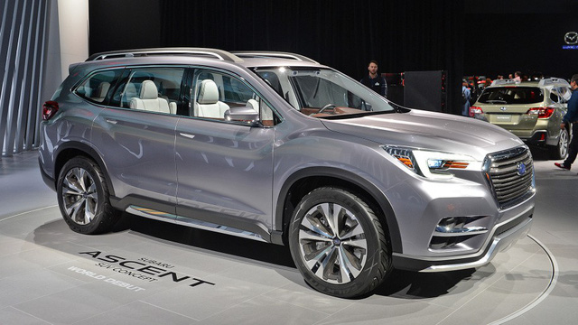 SUV thay siêu xe trở thành tâm điểm LA Auto Show 2017 - Ảnh 4.