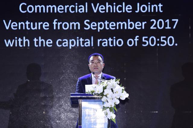 Hyundai Thành Công chính thức trở thành đối tái duy nhất sản xuất xe tải, xe bus Hyundai - Ảnh 2.