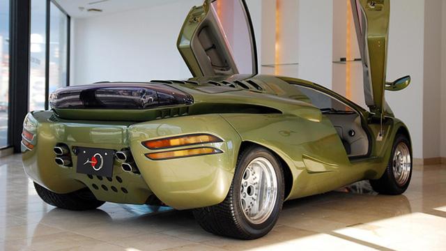 Điểm lại những concept Lamborghini táo bạo nhất trước thềm ra mắt Urus - Ảnh 2.