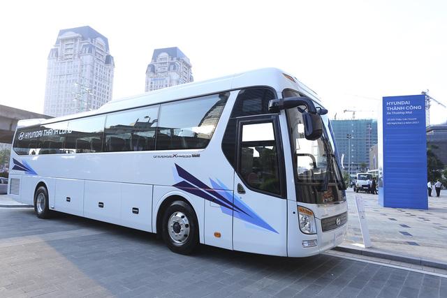 Hyundai Thành Công chính thức trở thành đối tái duy nhất sản xuất xe tải, xe bus Hyundai - Ảnh 3.