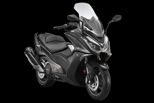 Kymco sắp ra mắt xe ga việt dã cạnh tranh Honda X-ADV - Ảnh 2.