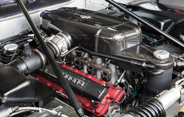 Ferrari Enzo - Ngựa càng già, giá càng chát - Ảnh 10.