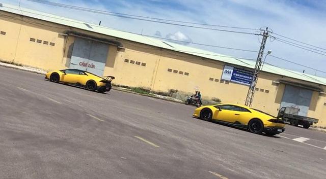 Sau Đà Nẵng, hàng chục siêu xe và xe thể thao tông xuyệt tông màu vàng di chuyển về Nha Trang - Ảnh 7.
