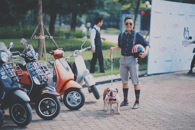 The Distinguished Gentleman's Ride – Ngày hội để các biker trở mình thành các quý ông - Ảnh 8.