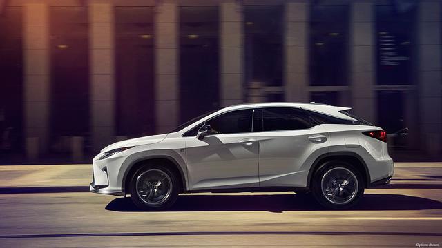Lexus sắp ra mắt crossover chủ lực hoàn toàn mới - Ảnh 1.