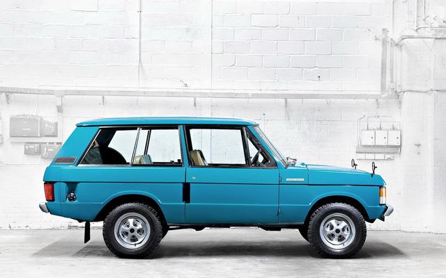 Land Rover cân nhắc Range Rover Coupe SUV cạnh tranh Lamborghini Urus - Ảnh 1.