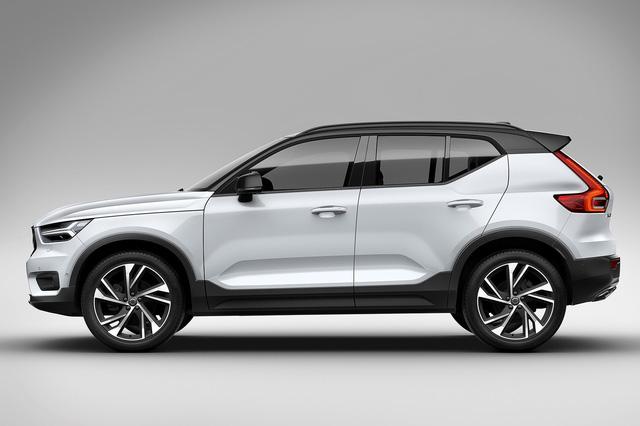 Cách Volvo tạo nên sự khác biệt cho XC40 - Ảnh 1.