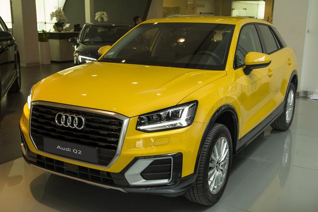 Audi Q2 chính thức chốt giá 1,5 tỉ Đồng tại Việt Nam - Ảnh 1.