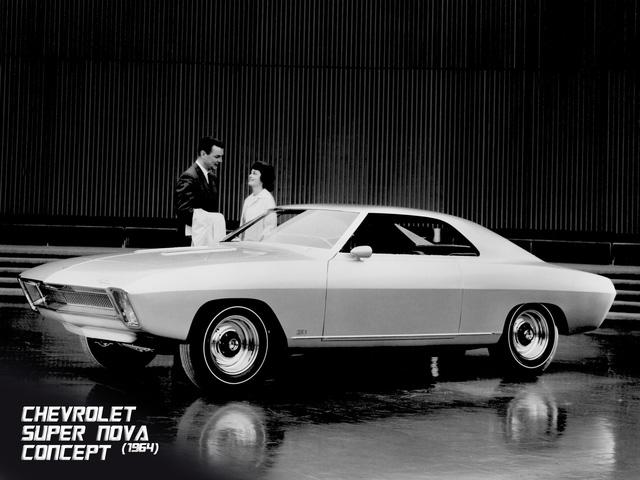 Hành trình hơn 50 năm thăng trầm của Chevrolet Camaro - Ảnh 1.