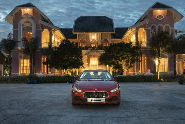 Đi du lịch Phú Quốc, được đưa đón bằng xe thể thao hạng sang Maserati - Ảnh 3.