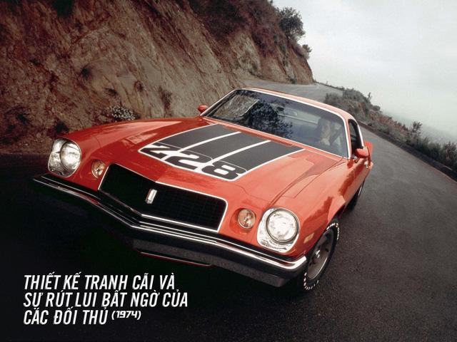 Hành trình hơn 50 năm thăng trầm của Chevrolet Camaro - Ảnh 10.