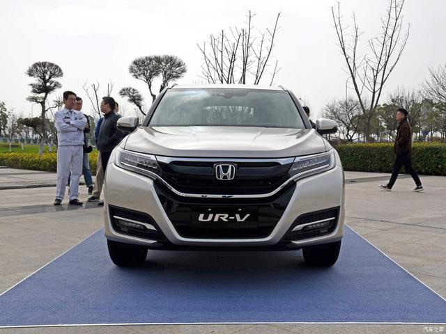SUV lai Coupe Honda UR-V chính thức được bán ra, giá từ 814 triệu Đồng - Ảnh 8.