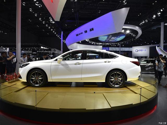 Cận cảnh Hồng Kỳ H5 - phiên bản sang hơn của Mazda6 - Ảnh 2.