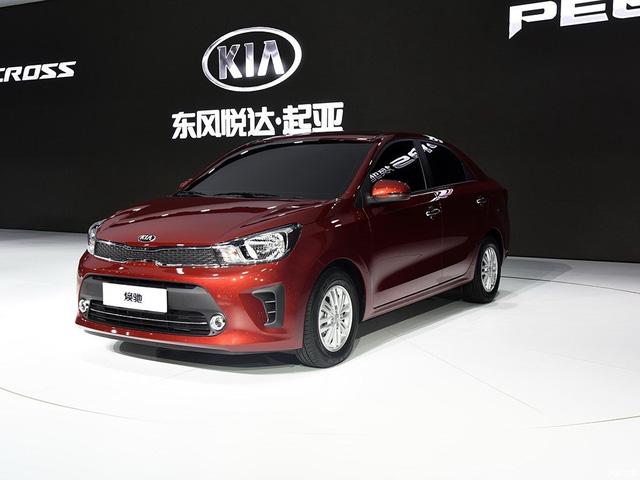 Kia Pegas - Xe sedan giá rẻ cho người lần đầu mua ô tô - Ảnh 1.