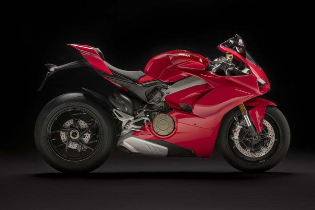 Ducati Panigale V4 - Siêu mô tô mạnh nhất lịch sử - Ảnh 3.