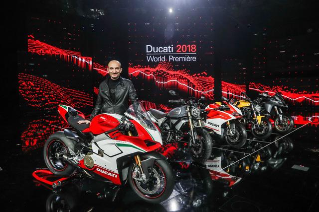 Ducati Panigale V4 - Siêu mô tô mạnh nhất lịch sử - Ảnh 6.