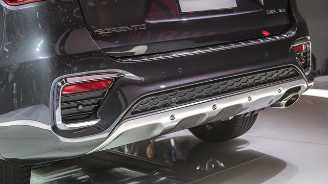 Kia Sorento 2019 chính thức ra mắt, bỏ động cơ tăng áp - Ảnh 13.