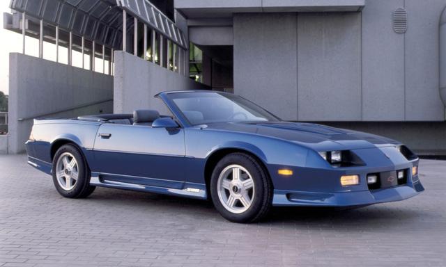 Hành trình hơn 50 năm thăng trầm của Chevrolet Camaro - Ảnh 13.